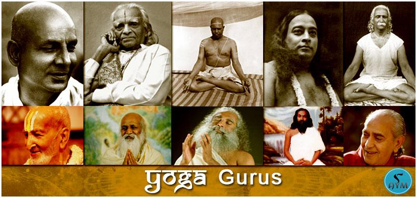 Yoga Gurus In India 10 Yoga Masters In India