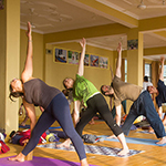 learn yoga in rishikesh