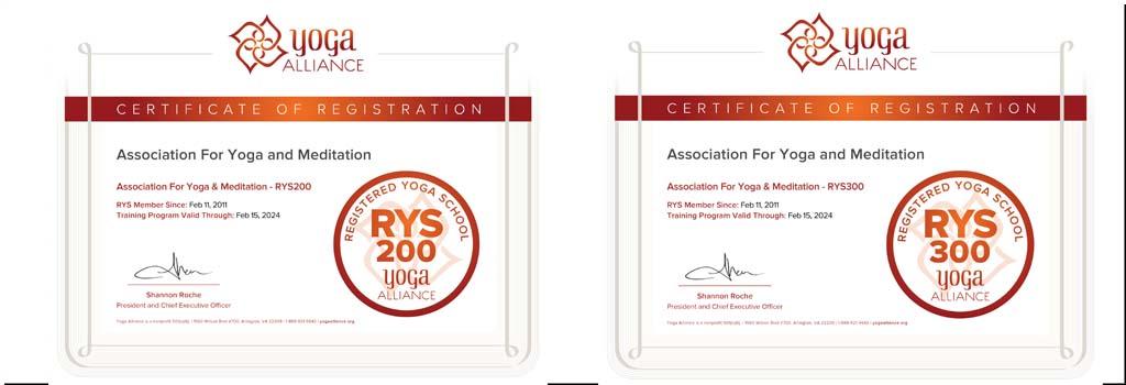 Yoga Alliance Registered Yoga School In Rishikesh India