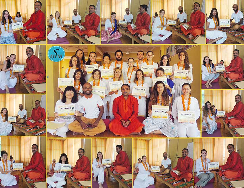 yoga certification course in india