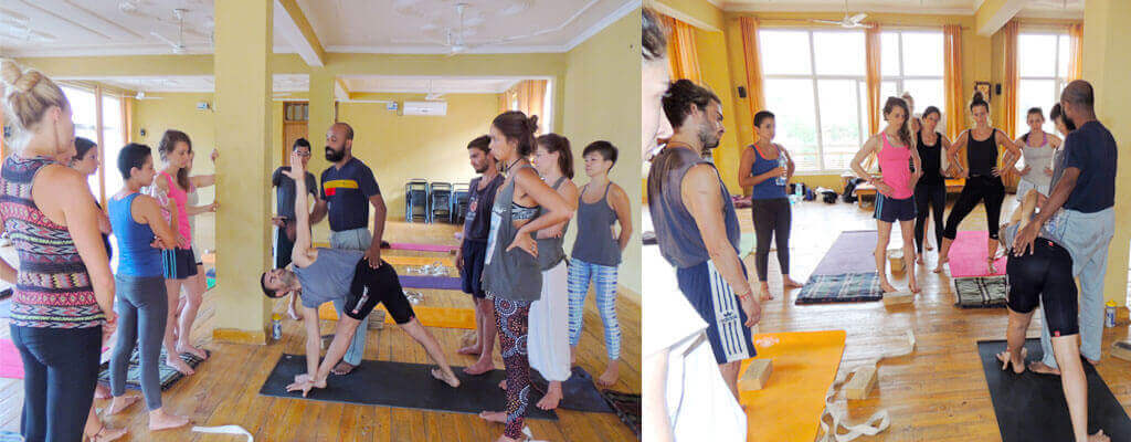 300 hour yoga courses india