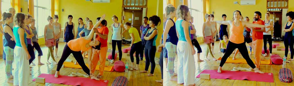 yoga teachre training india